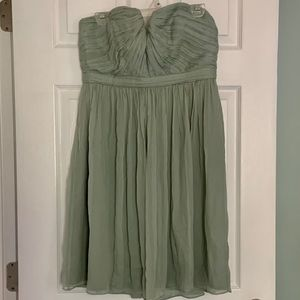 Jcrew Nadia bridesmaid dress